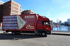 Umzugsunternehmen Krügel Umzüge GmbH - Damit der Umzug klappt!