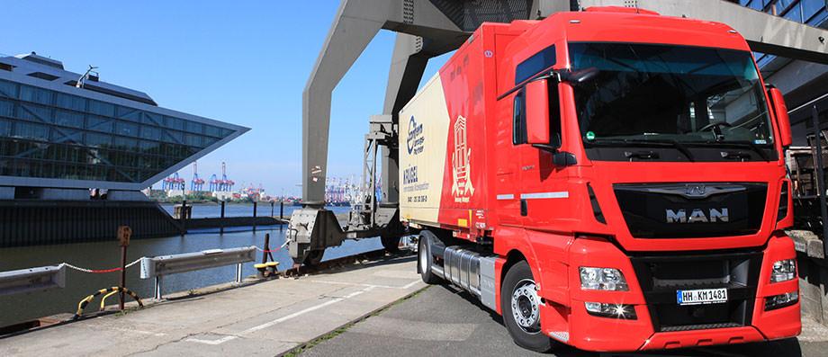 Umzug Transport - Krügel Umzüge Hamburg GmbH